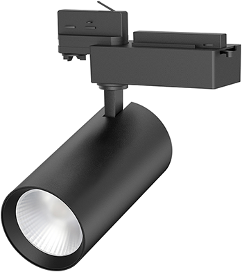 Pragmalux LED 3-Fase Railspot Allure 42W 4000K CRI>80 36D 4410lm Zwart