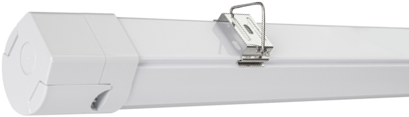 Pragmalux LED TL Waterdicht Armatuur Essence Slim IP65 150cm 50W 3000K 6250lm 3x1,5mm Doorvoerbedrading (2x58W)