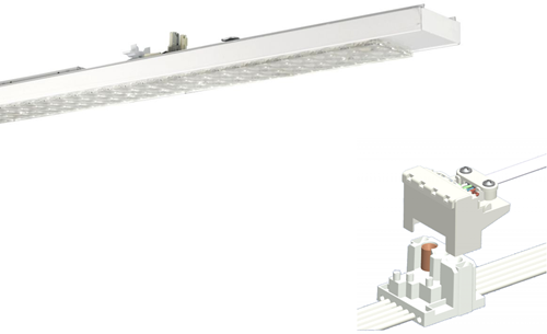 Pragmalux RetroLine LED Module Voor Philips TTX400-T5 60-32W dipswitch 5000K 90D 9000-4500lm