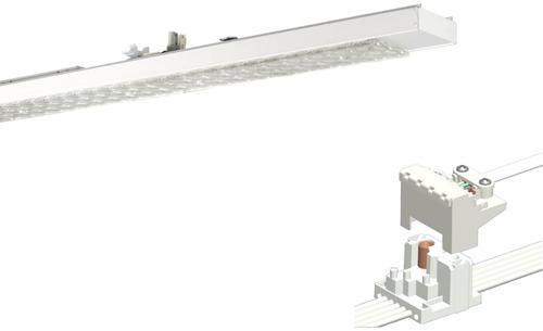 Pragmalux RetroLine LED Module Voor Philips TTX400-T8 60-32W dipswitch 5000K 90D 9000-4500lm