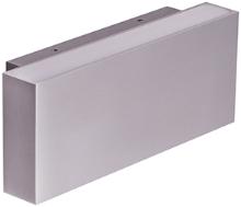 Berla LED Wandlamp Buiten & Binnen IP54 BE0005 5.4W 2700K Rechthoek aluminium