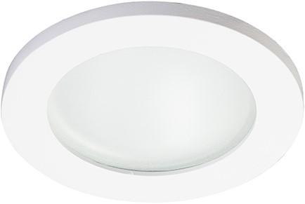 Berla LED Inbouwspot IP44 Rond Vlak BR1401W GU10 wit