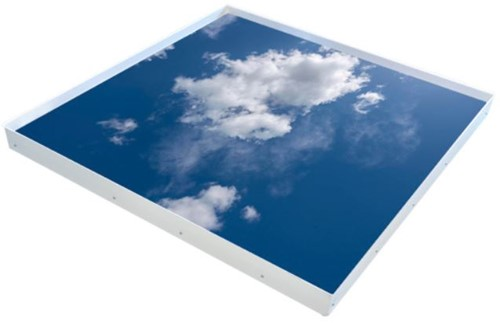Interlight LED Paneel 120x120cm Active Sky Wolken 30W 6500K 3200lm