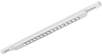 Interlight LED 3-Fase Track L/R Orion 55W 3000K CRI>80 5550lm Wit