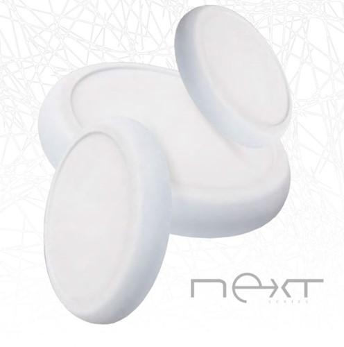 Interlight LED Next Multi Downlight IP44 Instelbaar 8W/12W 3000K-6000K 600lm-900lm Ø180mm