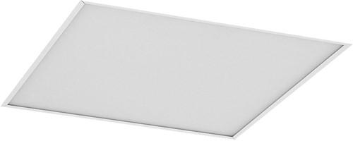 Pragmalux LED Paneel 60x60cm Clean IP65 Opaal 32W 3000K 3953lm UGR<22 DALI