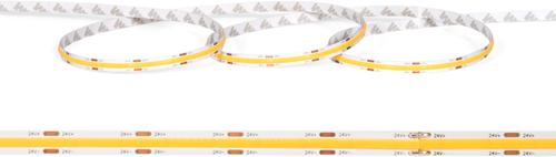 Pragmalux LED Strip COB 24V 5m 544 LED's/m 10W/m 948lm/m 2700K CRI>90