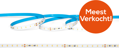 Pragmalux LED Strip Perform 24V 5m 160 LED's/m 11,52W/m 1247lm/m 3000K CRI>90