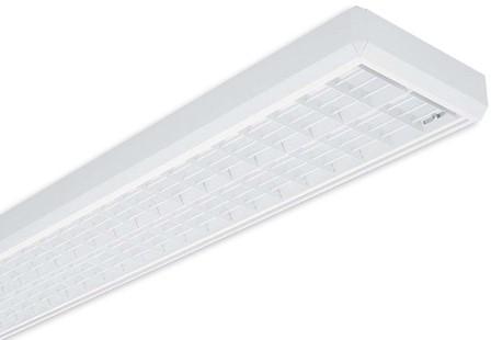 Pragmalux LED Balvast Sporthalarmatuur Sparta Surface 47W 4000K 5625lm 85D
