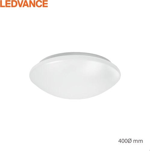 Ledvance LED Plafonnière / Wandarmatuur SF CIRCULAR 400 IP44 24W 3000K 1920lm (1x32W)