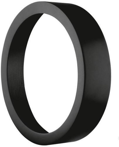 Ledvance Surface Bulkhead Ring 300 Zwart