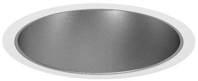 Pragmalux LED Downlight Comforti 12,8W 3000K 60D 1424lm Mat Ø190 F - G Ø165 UGR<19 +Philips Xitanium Driver