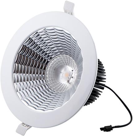 Interlight LED Downlight Camita 21W 60° 3000K wit - dimbaar