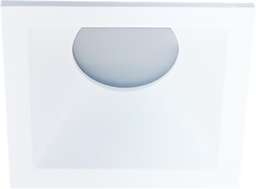 Pragmalux Inbouwspot IP65 Accessoire Vierkant