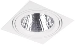 Pragmalux LED Inbouwspot Squadro LED Module Incl. Driver 42W 3000K CRI>90 PW 60D 5300lm Wit