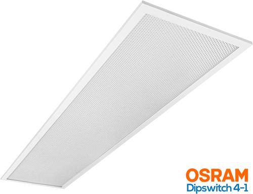 Pragmalux LED Paneel 30x120cm Essence G2 21-30W 4000K 2600-3600lm UGR<19 +Osram Driver (2x28W)