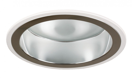 Pragmalux LED Downlight Mado 195 Hoogglans IP44 25W 3000K 3235lm Ø195 Buitenmaat - Gatmaat Ø180 UGR<19