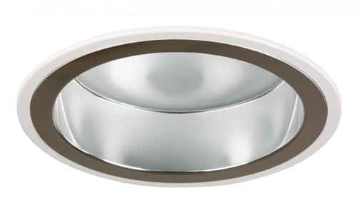Pragmalux LED Downlight Mado 195 IP44 18W 3000K 2370m Ø195 Buitenmaat - Gatmaat Ø180 UGR<19
