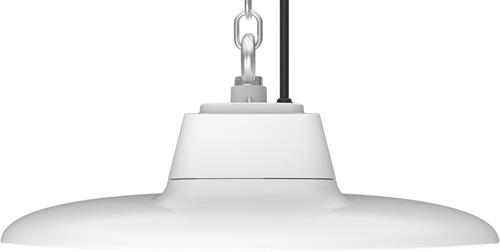 Pragmalux LED Highbay Clean HACCP 100W 4000K 14000lm 90D Wit - 1-10V Dimbaar (250W)