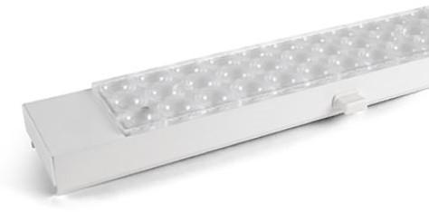 Pragmalux RetroLine LED Module Voor Zumtobel ZX2-T8 60-32W dipswitch 5000K 90D 9000-4500lm